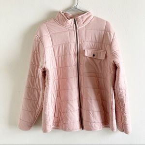 Maurices Jacket Quilted NWOT FP Dupe Sz XL